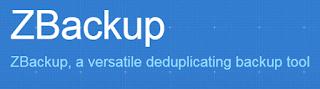 Como instalar o Zbackup no Ubuntu!