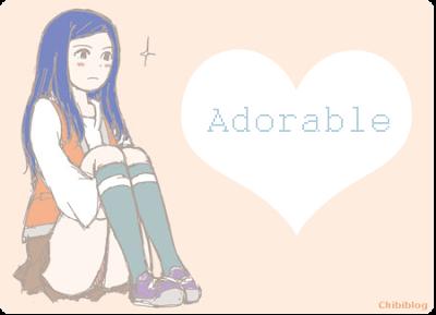 Natsuki Kuga Chibiblog
