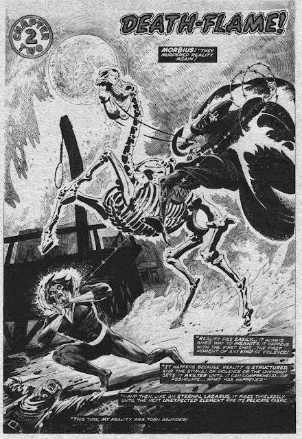 Rip Jagger's Dojo: Vampire Tales #7 - Blood Hunt!