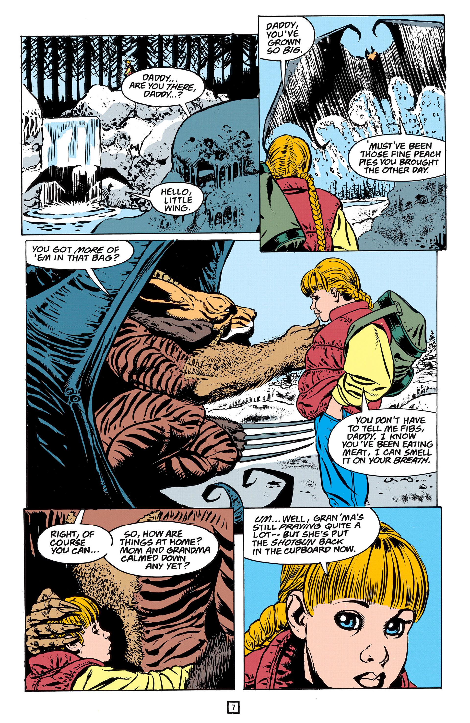 Read online Animal Man (1988) comic -  Issue #56 - 8