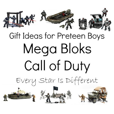 Mega Blok Call of Duty Gift Ideas