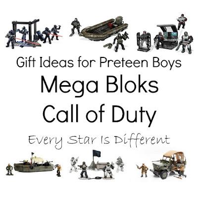 Mega Blok Call of Duty Gift Ideas