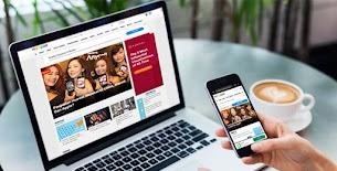 Kompaz Premium Blogger Template