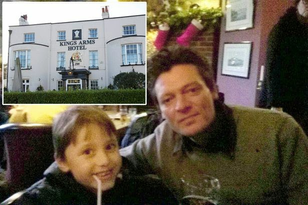 8-Foot-Tall Ghost Apparition Near Henry VIII's Haunted Palace Caught on Family Picture