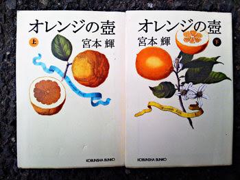 宮本輝「オレンジの壺」