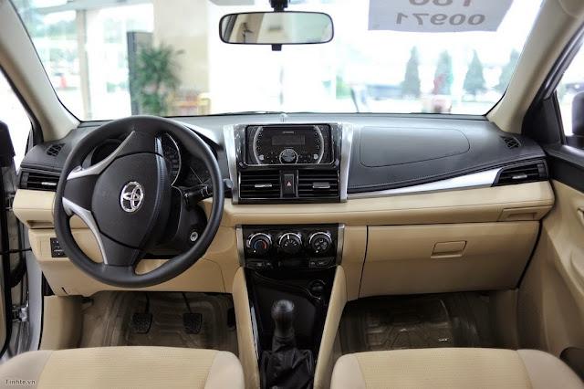 """2451726  DSC0119 -  - Toyota Vios 2014 và Kia Rio 2015 sedan : Nên """"Chọn mặt gửi vàng"""" xe nào ?"""