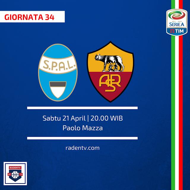 SPAL vs AS Roma