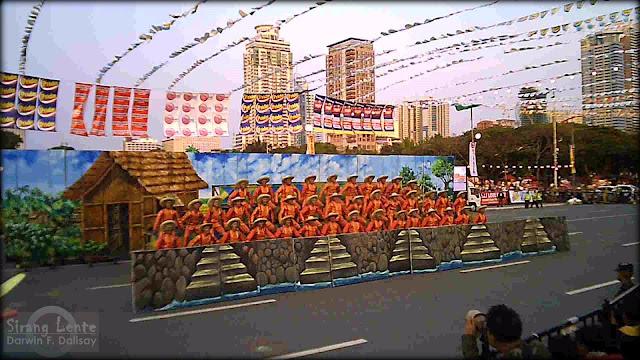Manggahan Festival in Aliwan 2017