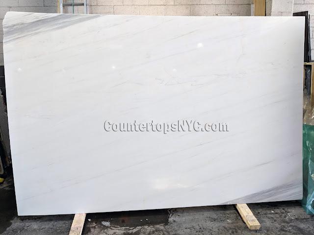 Bianco Dolomite Marble Slabs NYC