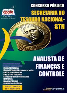 Apostila Analistas de Finanças e Controle STN