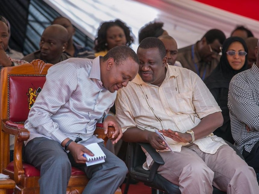 Salim Mvurya Betrayed By Jubilee As Oparanya Lands Top Job