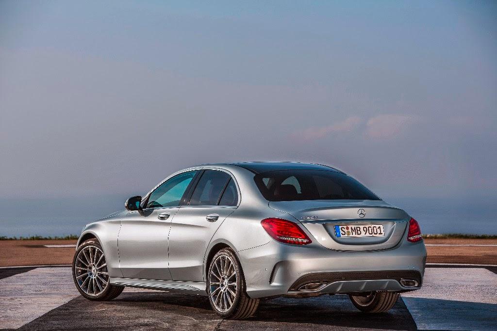 Η νέα Mercedes-Benz C-Class