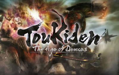 TOUKIDEN THE AGE OF DEMON ANDROID PSP GAME