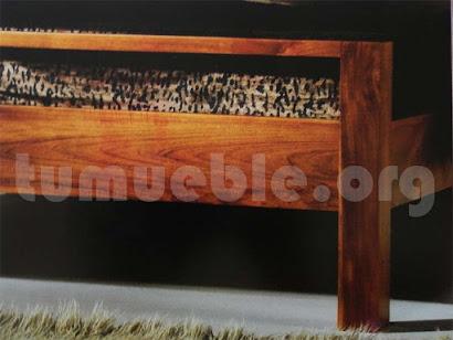 cama madera teca 4189/3