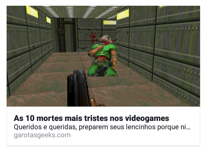 A morte mais triste dos videogames