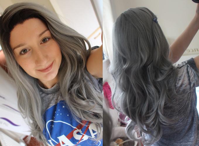 Sophie Jenner My New Grey Hair Revealed