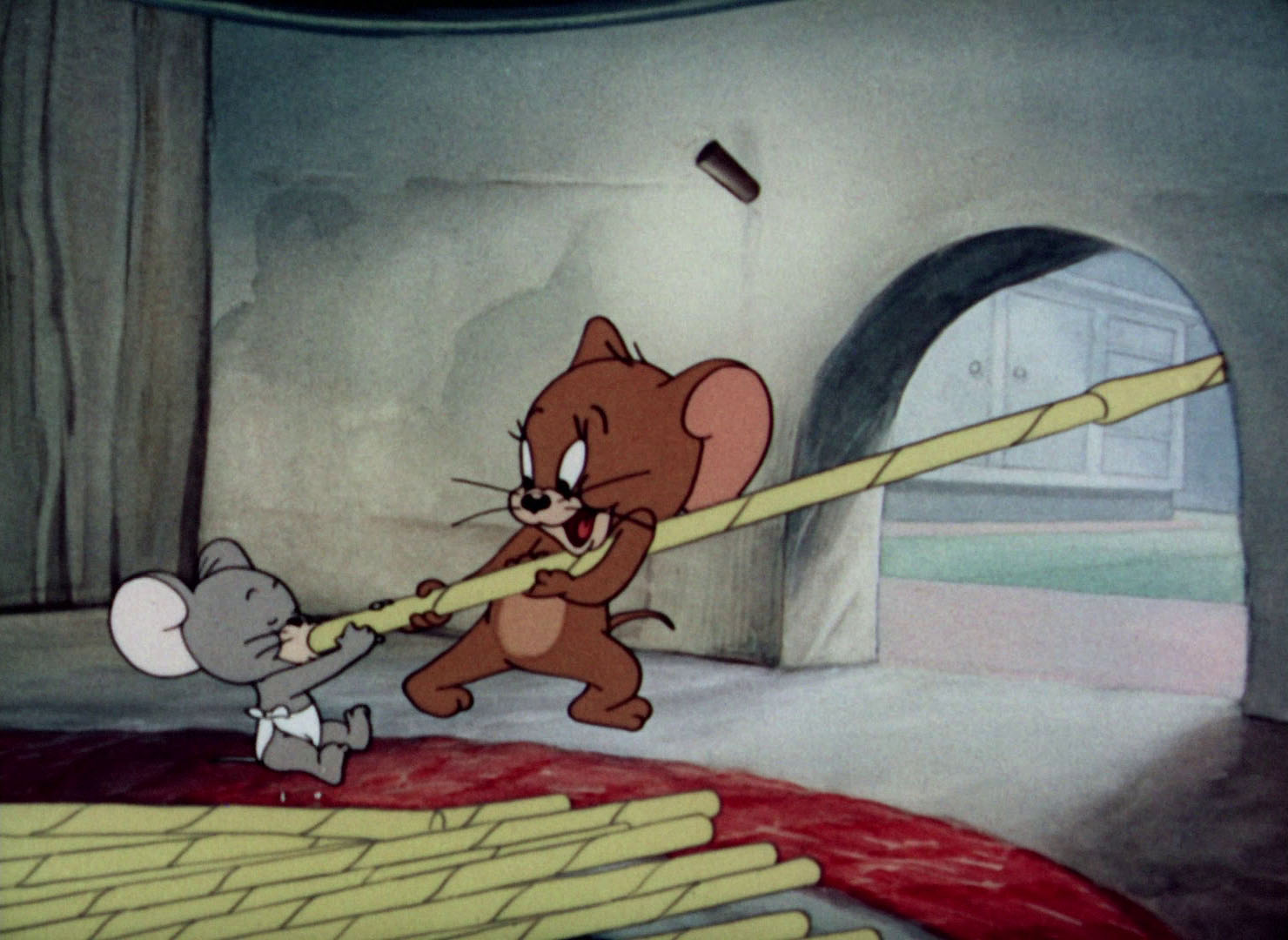 Tom And Jerry Dog Trouble