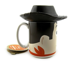 woody mug  with sound