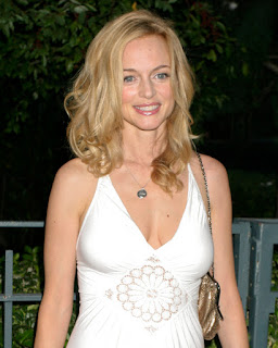 Heather Graham In White Dress 2