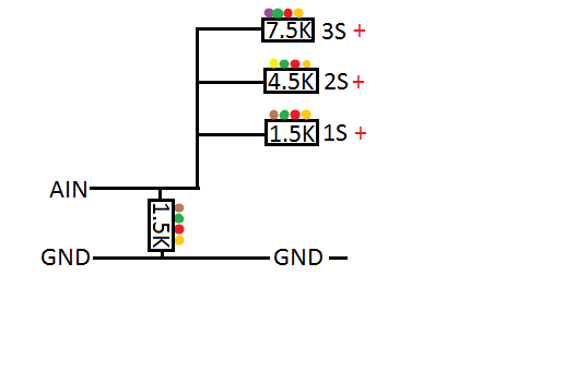 Digitalduino: FrSky Voltage Sensor