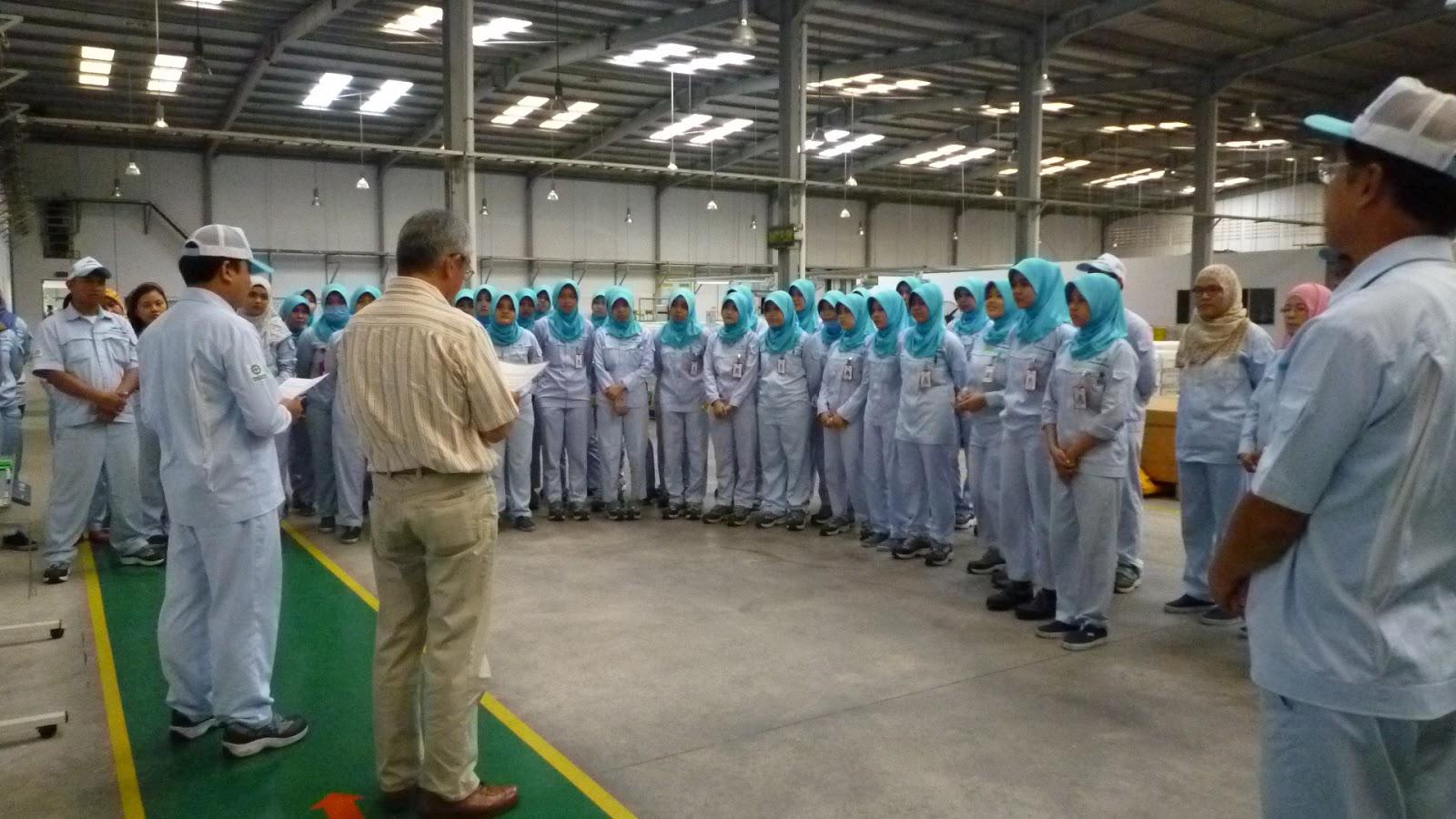 Lowongan Kerja Kawasan MM2100 Bekasi PT Yamada Indonesia