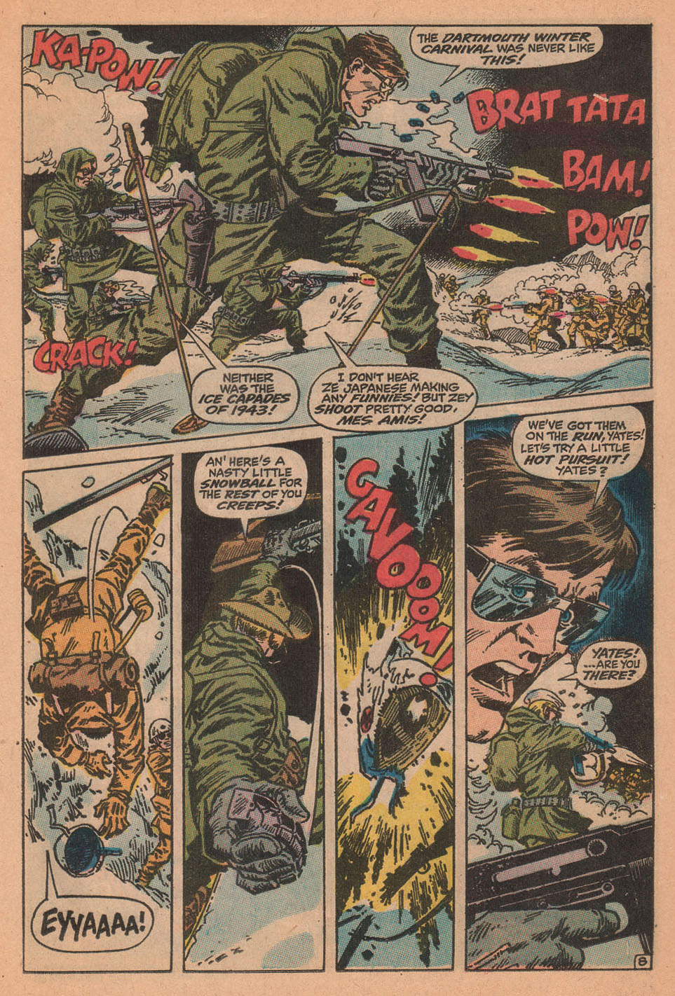 Captain Savage and his Leatherneck Raiders issue 16 - Page 13