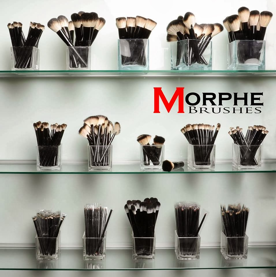 Fashion of Philly: BCA: Morphe Brushes Perfectly Pink