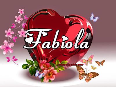 Resultado de imagen para Nombre Fabiola