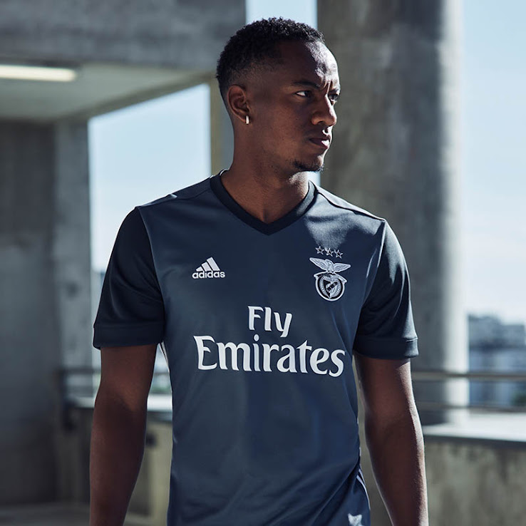 timeless design 8198b 7f3a5 Benfica 17-18 Away Kit Released - Footy Headlines