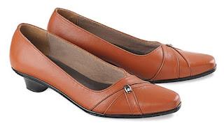 Sepatu Kerja Wanita LEN 418