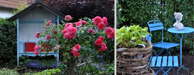 Hingucker in den offenen Gärten