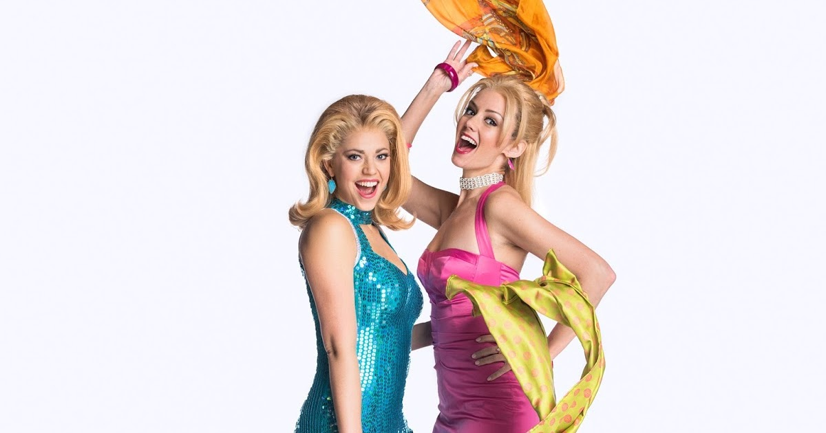 58daad242389 World Premier  Romy and Michele s High School Reunion The Musical at  Seattle 5th Avenue Theatre! (  Tickets Giveaway!)