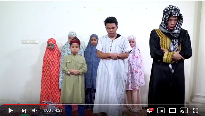 Video ATTA HALILINTAR Dinilai Permainkan Sholat!