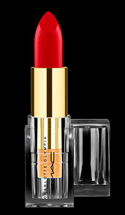 Leading Lady Red M.A.C Cosmetics x Charlotte Olympia