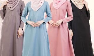 Pilih Baju Gaun Trendy di Toko Baju