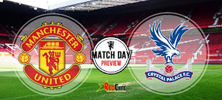 Manchester United vs Crystal Palace: Tiga Pemain Terancam Absen