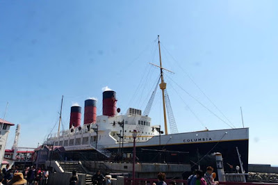 SS Columbia at Tokyo Disneysea Japan