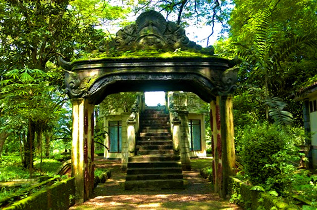 Taman Purbakala Bukit Siguntang, 17 Obyek Wisata di Palembang dan Sekitarnya yang Wajib anda kunjungi
