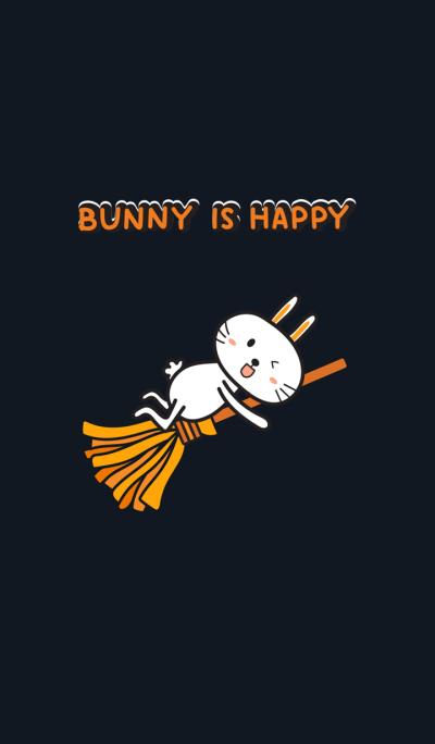 Bunny is Happy : Halloween Party