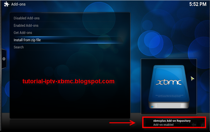 how to add made in canada iptv to kodi