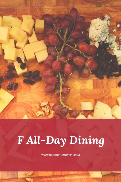 F All-Day Dining in F1 Hotel review