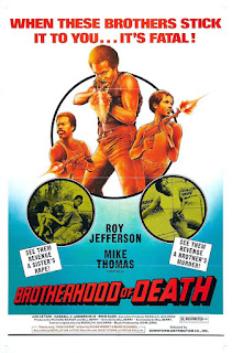 Watch Brotherhood of Death (1976) movie free online