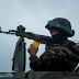 Силы АТО уничтожили боевиков вместе с техникой в Широкино