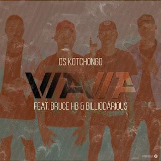 Os Kotchongo  Ft Bruce HB & Billiodárious - Wawa (Afro house)