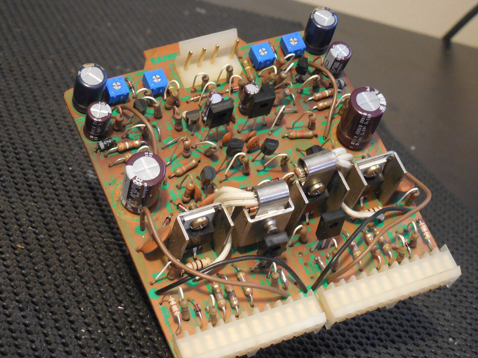 Vintage Hi Fi Audio Restorations Sansui 9090db Receiver