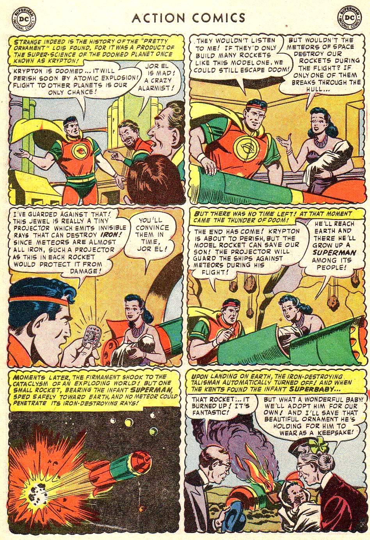 Action Comics (1938) 172 Page 9
