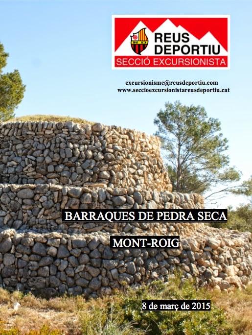 Barraques de Pedra Seca Mont-roig