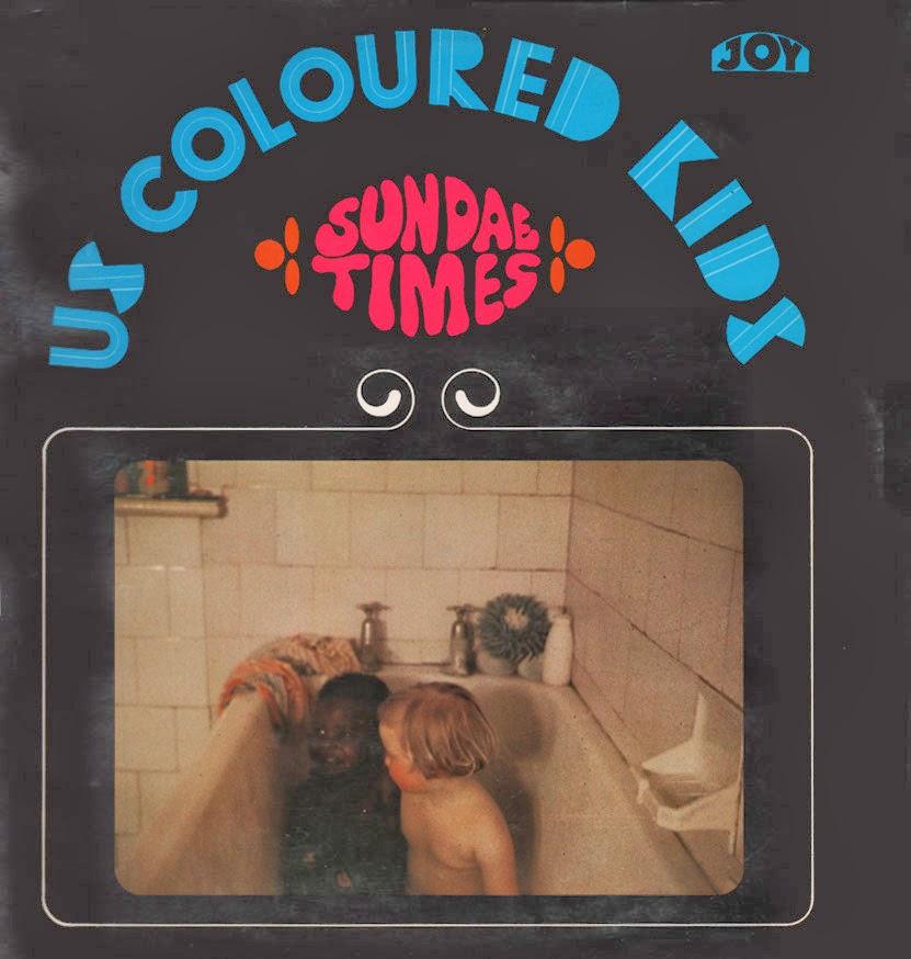 Sundae Times - Us Coloured Kids (1969)