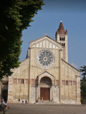 Chiesa di san Zeno Verona