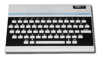 Imagen del ordenador de 8bits Oric 1, foto de CarbonCaribou (cc:by-sa) Fuente: Wikipedia